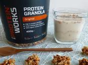 yaourts maison pépites céréales protéinées miel-pomme-coco seulement kcal (diététiques riches fibres)