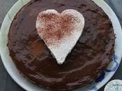 Tarte pudding chocolat