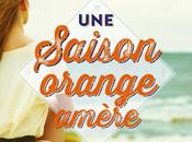 saison orange amère Joanna Philbin