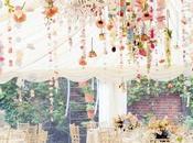 décorations mariage bohème chic