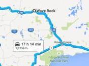 Esperance, Lucky Wave Rock dans Western Australia