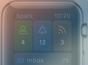 Spark: client email gratuit intelligent pour iPhone Apple Watch