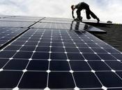 Californie, panneaux solaires pour plus pauvres grâce taxe carbone