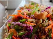 ~Salade quinoa façon thaï~