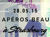 Apéros beauté 2015 Weleda Bioty Tour Strasbourg