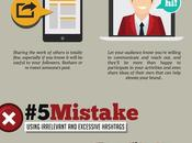 tombez dans pièges social media erreurs marketing éviter