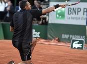 Sport Jo-Wilfried Tsonga demi Roland Garros