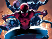 Spider-verse (1/4) arrive kiosque dans spider-man