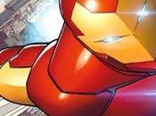 Brian Michael Bendis annonce nouvelle série, Invincible Iron