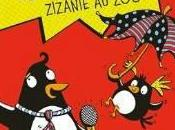 Pingouins pagaille Zizanie zoo, Jeanne Willis