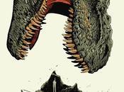 Exposition Jurassic Park galerie Mondo