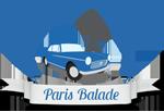 Visiter Paris voitures anciennes