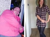 photos chocs d'une femme ayant perdu kilos