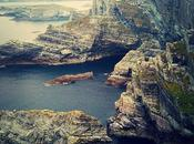 Wild Atlantic Way, étape falaises Kerry.