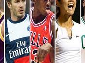 côté sportifs retraités, quel plus riche?