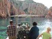 Corse golfe Porto sites naturels exceptionnels