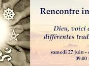 rencontre interreligieuse prière juin près Paris