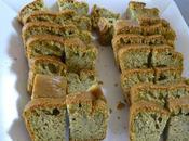 cakes pesto vert