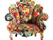 Design fauteuil Poltrona Proust revisité Geumseong Gang