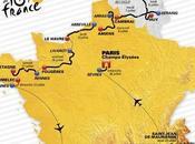 TOUR FRANCE 2015: parcours