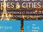Smart Cities Countries Paris septembre 2015