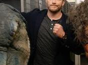 Chris Pratt piégé dinosaures Pologne