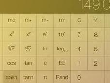 Astuce Capitan activer calculatrice scientifique autres calculs