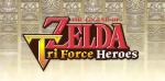 Legend Zelda Triforce Heroes trois c'est mieux