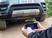 Pilotez votre Range Rover Sport avec smartphone