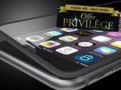 Offre privilège Promotion meilleure protection verre trempé monde pour iPhone
