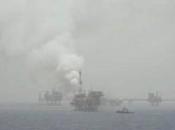 Explosion plateforme pétrolière Pemex dans golfe Mexique