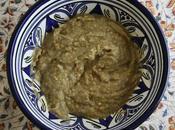 Moutabal (Salade d'aubergine)