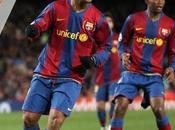 Eto'o Ronaldinho nouveau sous même maillot?
