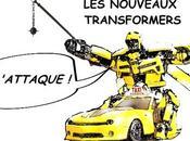 nouveaux Transformers