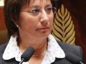 Martine Pinville devient secrétaire d'état commerce