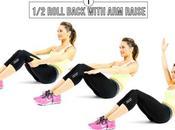 Fitness: minutes pour abdos béton avec Lorna Jane