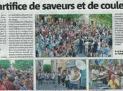 Article Balade gourmande 2015