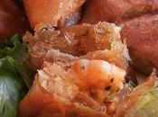 Nems crevettes épicées