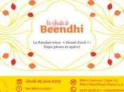 LesJeudisdeBeendhi Rendez-vous Street Food Expo photo apéro!