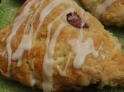 Scones cerises lime cherry scones cereza lima