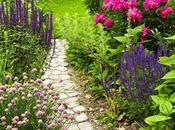 Comment créer jardin romantique