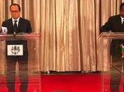 CAMEROUN FRANCE. Vidéo: Conférence presse commune Paul Biya François Hollande