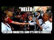 Mèmes diabète Rire pour évoquer maladie