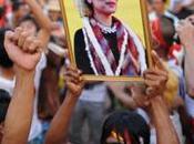OFFICIEL. élections birmanes auront lieu novembre prochain, mais Aung reste toujours interdite candidature Présidence.