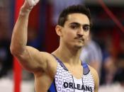 Edgar Boulet, gymnaste acrobate