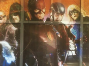Comic-Con 2015 affiche regroupe Arrow, Flash Legends Tomorrow