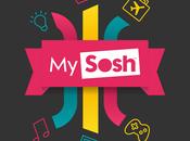 Nouvelle ergonomie pour l'App MySosh iPhone