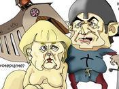 Pour Sarkozy l'Europe c'est Angela)