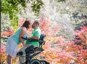 Séance photos avant mariage. Toulouse. Jardin Japonais.31.
