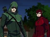 Comic-Con 2015 trailer date pour l'animé Vixen avec Arrow Flash